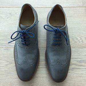 Cole Haan Leather Colton Oxford Wingtip | Sz 7.5 M